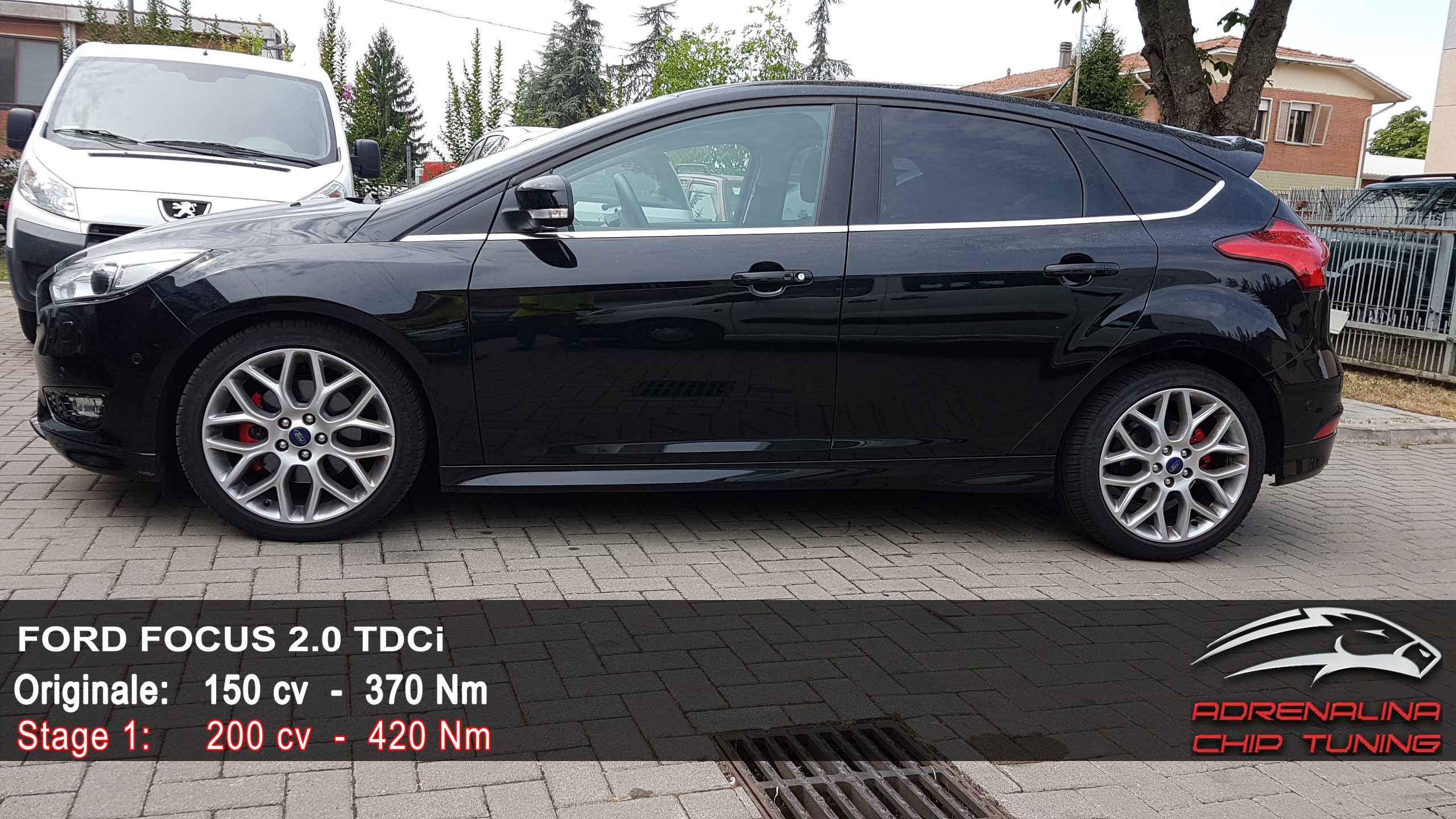 ford focus 2 0 tdci 150 cv my 2016