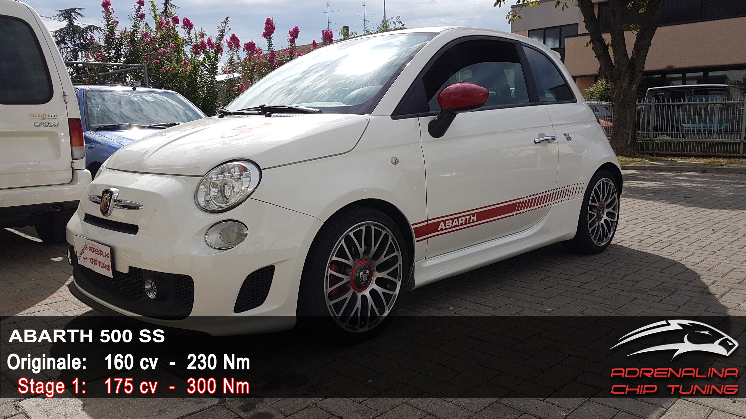 abarth 500 ss adrenalina chip tuning. Black Bedroom Furniture Sets. Home Design Ideas